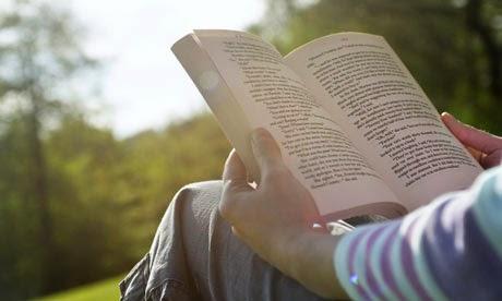 Manfaat Membaca Buku Terhadap Kesehatan