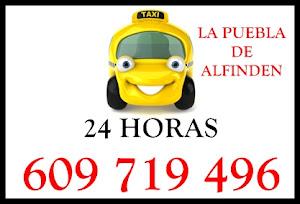 SERVICIO DE TAXI. 24 HORAS
