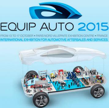 La Tunisie à l'honneur au salon EQUIP AUTO 2015