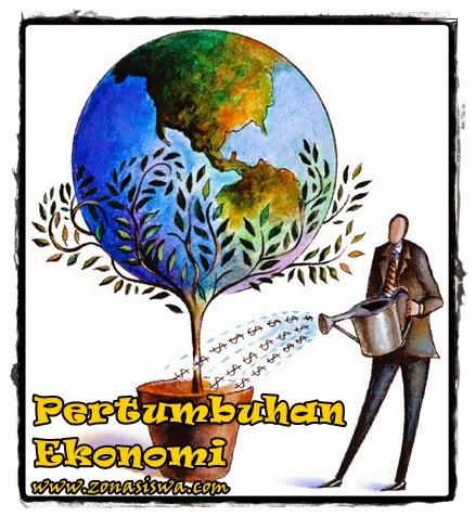 Pertumbuhan Ekonomi | www.zonasiswa.com
