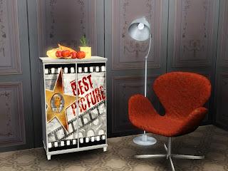 Шкаф Mueble Vintage by My Sim-Style