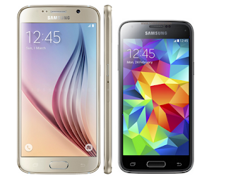 Samsung Galaxy S6 Mini dengan kamera 16 Megapiksel