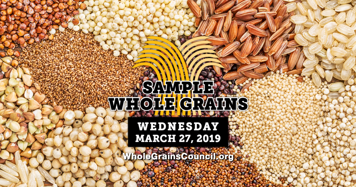Whole Grains Samplings