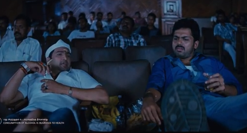 Santhanam's joke on Tobacco 'Mukesh' ad ends with trouble for 'All in All Azhaguraja'