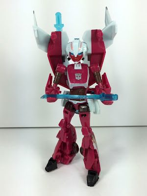 transformers animated arcee action figure