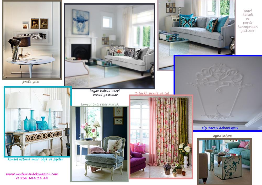 MoodBoard-Dekorasyon-Danismanlik Aylin Hn evi. | Modernizm ...
