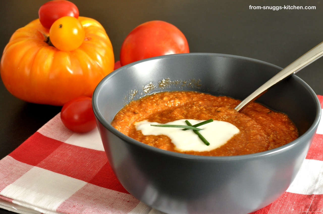 Buchweizen-Cremesuppe