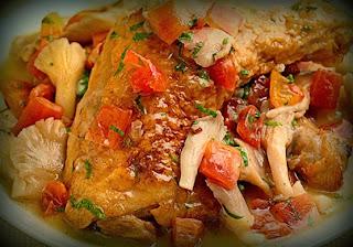 Pollo a la marsellesa
