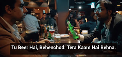 TU BEER HAI BEHENCHOD TERA KAAM HAI BEHNA TVF PITCHERS TECHINERS