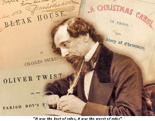 Charles dickens essay