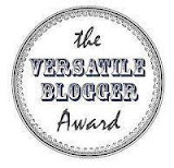 "premio the versatile blogger adward concedido por ""colores"""