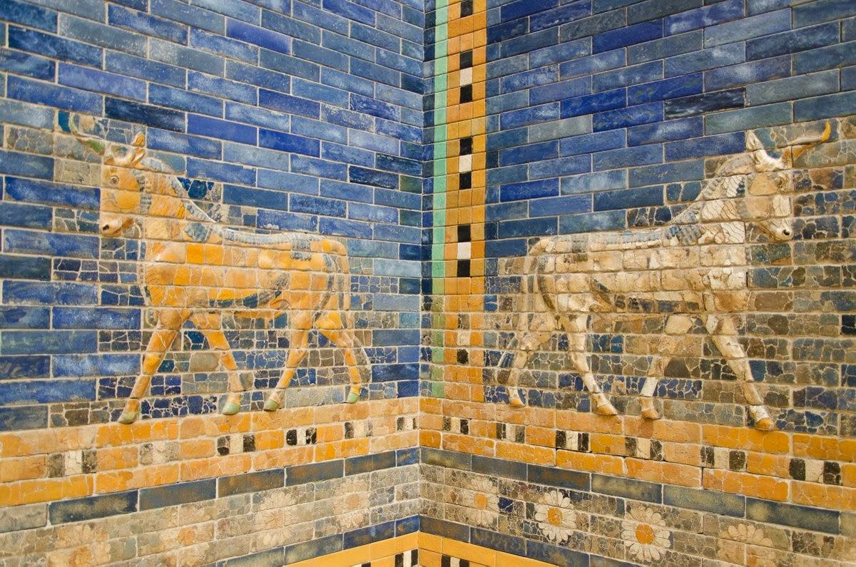 Berlin - Pergamon Museum - Porte d'Ishtar