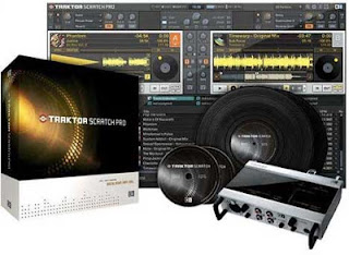 Native Instruments Traktor Scratch Pro v2.5.0