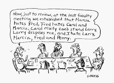 Conflict Management Cartoons