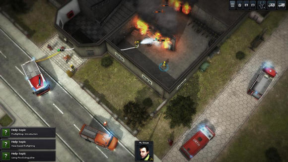 Rescue 2013 Everyday Heroes PC Game Screenshot Review 3