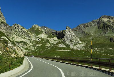 Col du Grand Saint Bernard