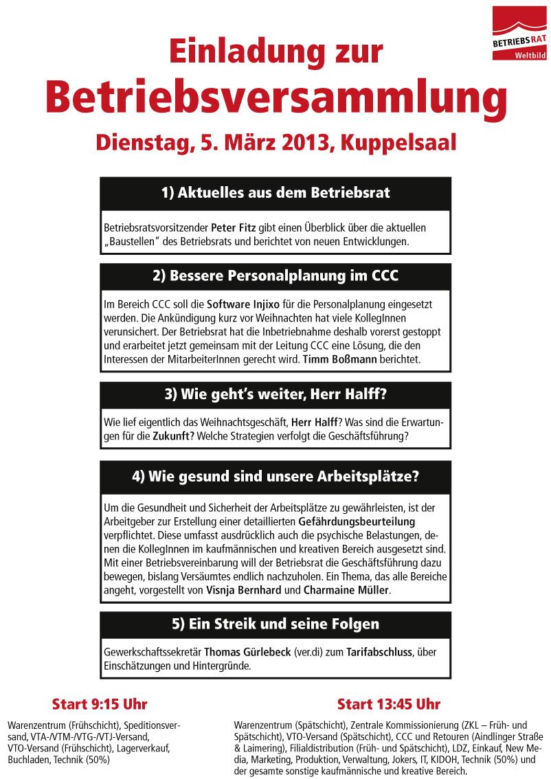 Weltbild Verdi Infoblog: März 2013