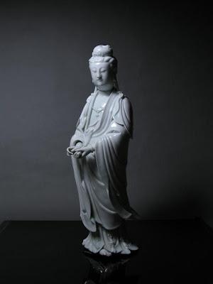 Value of Blanc de chine Statue