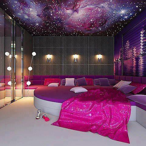 غرف نوم رومنسية قمة الجمال 2013 ~ أزياء ستار