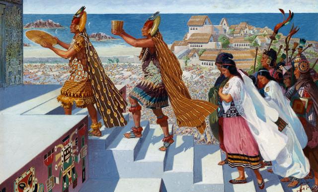 Inca Costume references