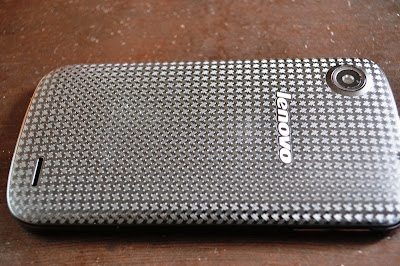 Lenovo A800 camera