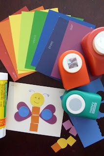 paint chip craft fun tutorials.