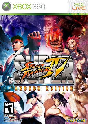 Super Street Fighter IV: Arcade Edition Xbox 360
