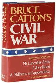 bruce catton the civil war thesis