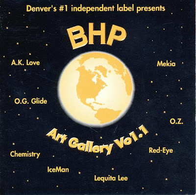 B.H.P. – Art Gallery, Vol. 1 (2000) (192 kbps)