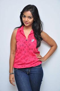 Actress Nithya Shetty Stills in Jeans at Radio Mirchi  012