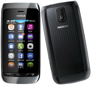 Firmware Nokia Asha 310 RM-911 v.08.13