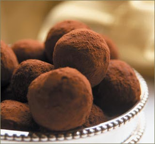 Los Secretos del Chef.- Trufas de Chocolate