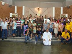 PARÓQUIA N.SRA.APARECIDA  - 28ª MISSA DIOCESANA