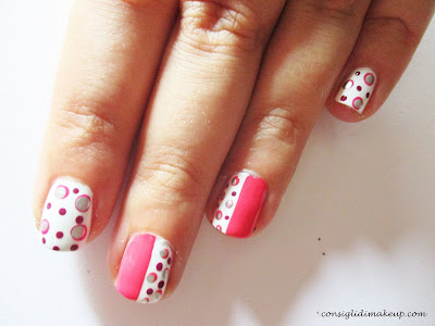 nail art pois step by step
