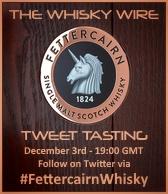Fettercairn Tweet Tasting
