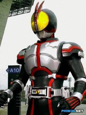 Phim Kamen Rider Faiz