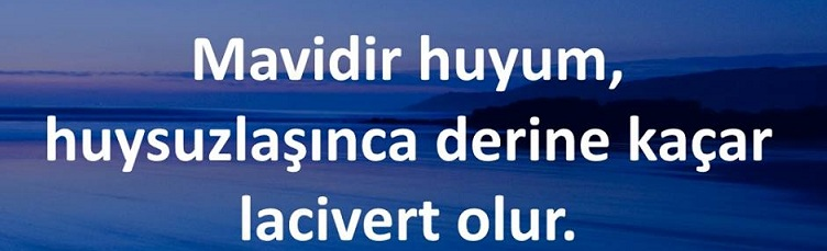 Mavi Hikaye