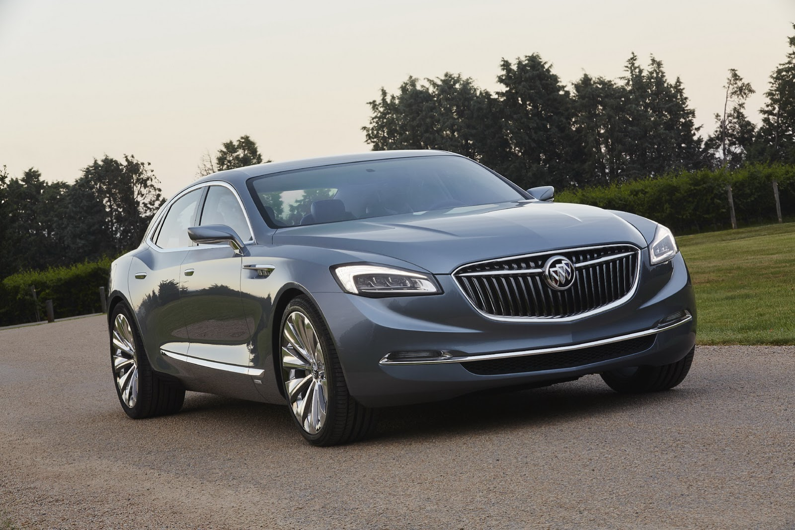 buick avenir is a beautiful concept for a flagship sedan w video. Black Bedroom Furniture Sets. Home Design Ideas
