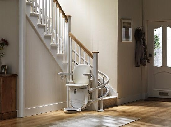 stair lifts for the elderly