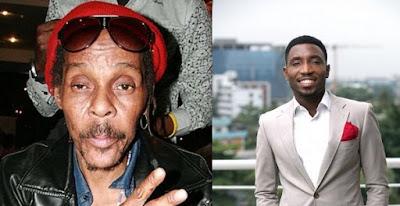 Majek Fashek Accuses Timi Dakolo Of Stealing His Song, Dakolo Replies