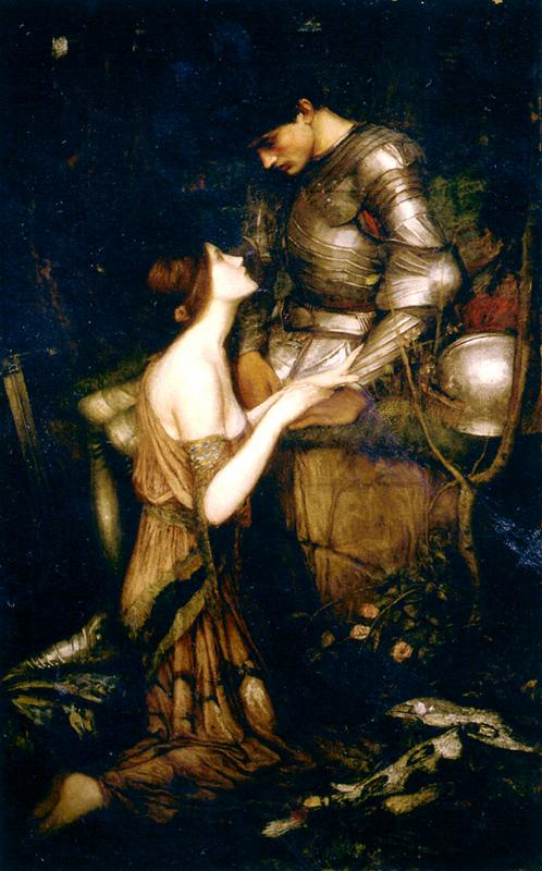waterhouse lamia painting