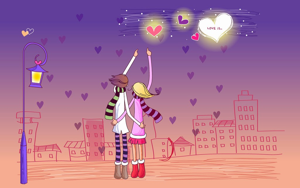 Happy Valentine's Day Wallpaper for Cute