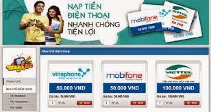 Thẻ điện thoại vinaphone