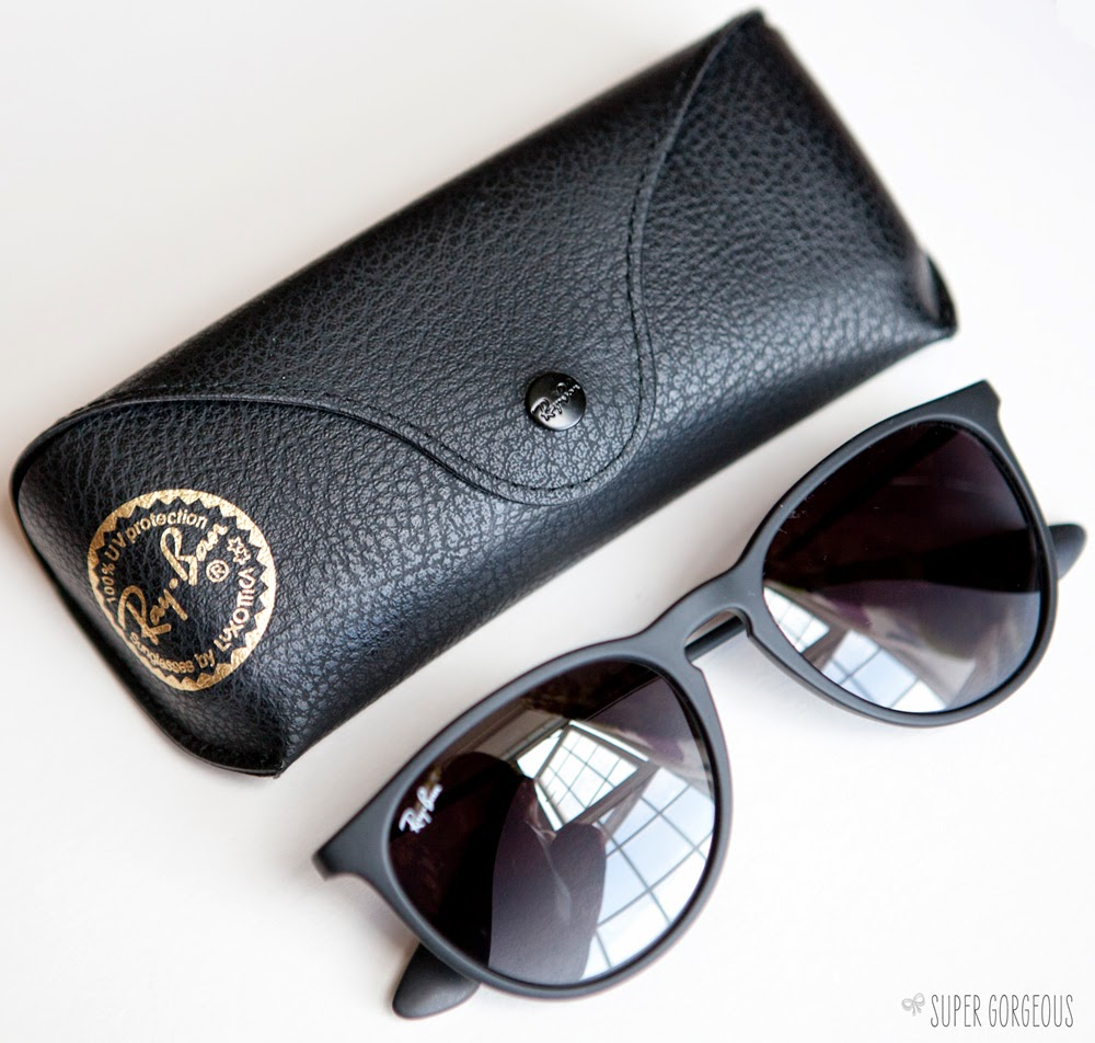 ray ban polarized cleaning