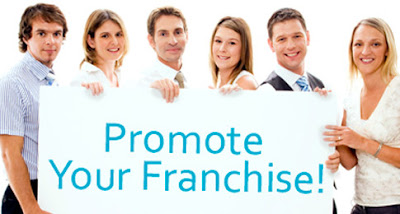 Franchise marketing system, franchise promotion, franchise logo, franchisee, franchise agreement