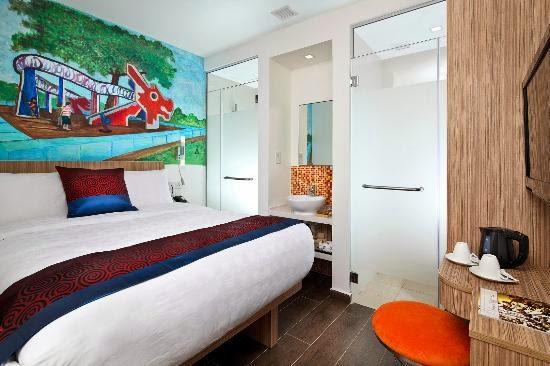 客來福藝術酒店 (Hotel Clover The Arts)