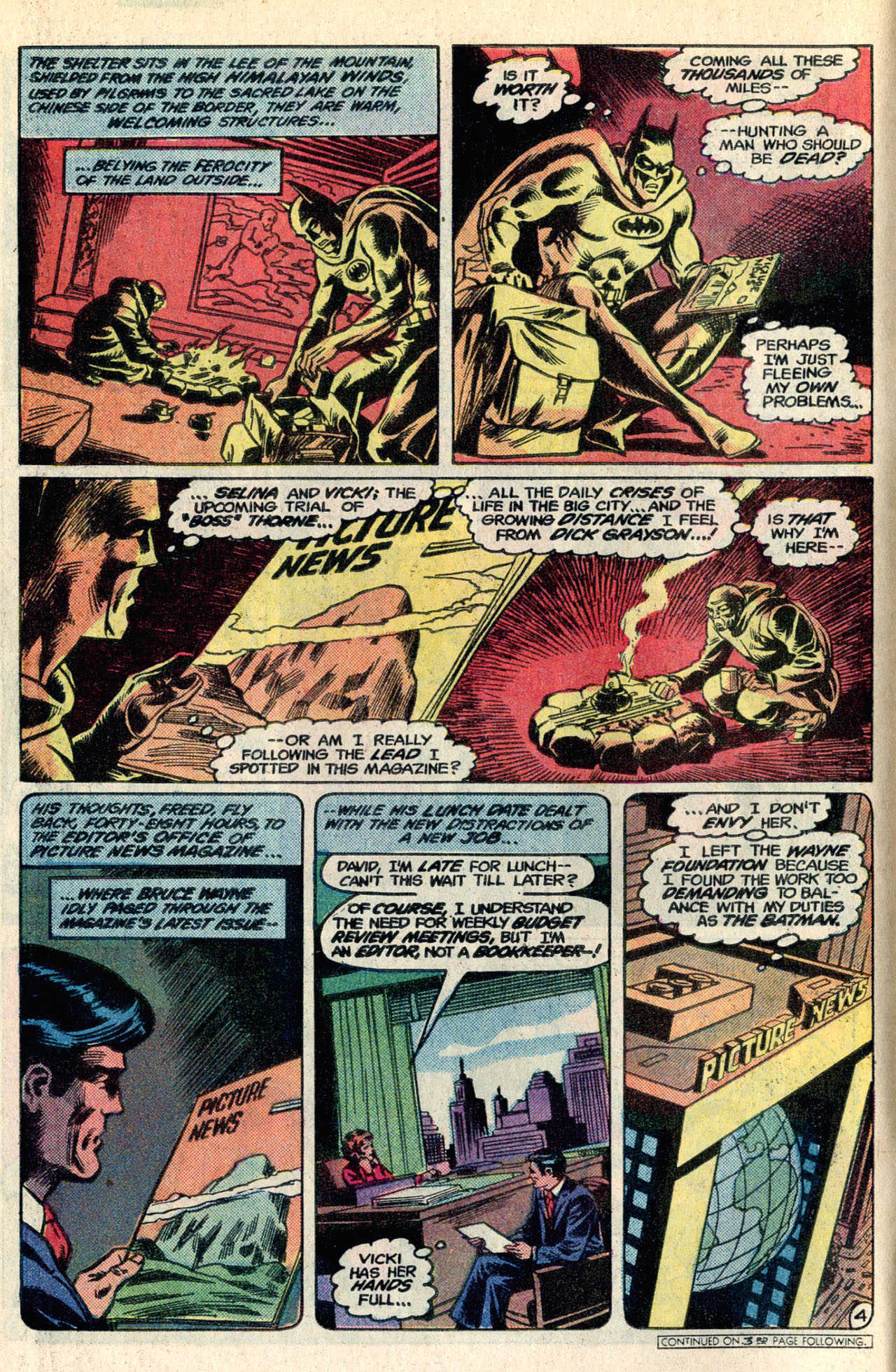 Detective Comics (1937) Issue #522 Page 6