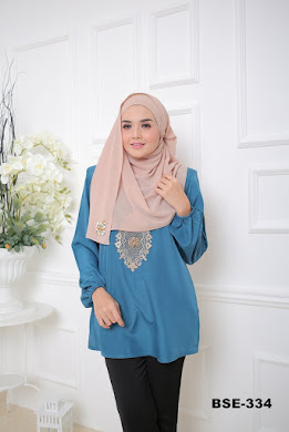 BLOUSE SWEET EVOLET - BSE 334