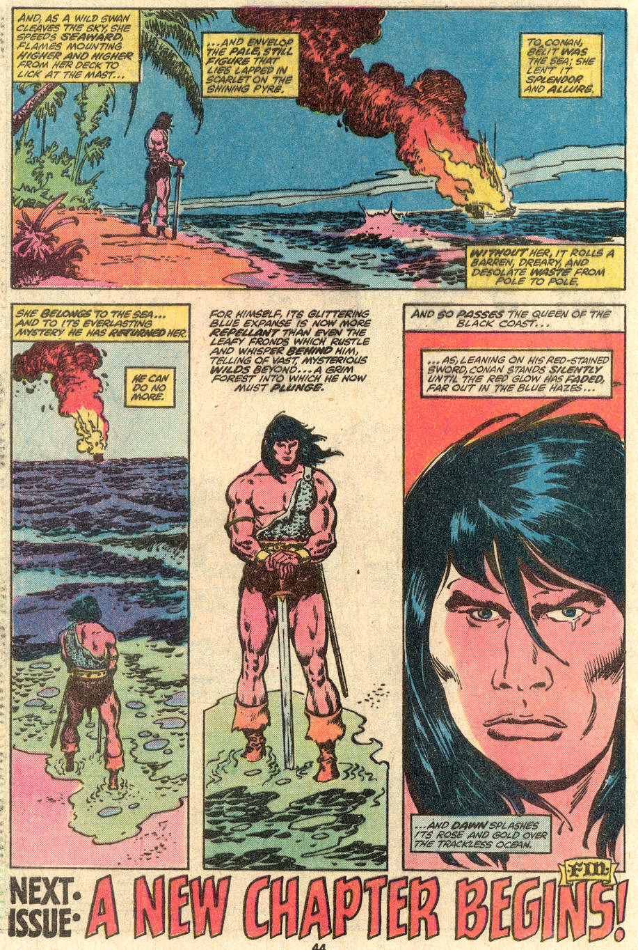Conan the Barbarian (1970) Issue #100 #112 - English 34