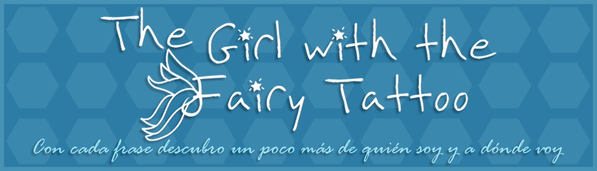 The girl with the fairy tattoo